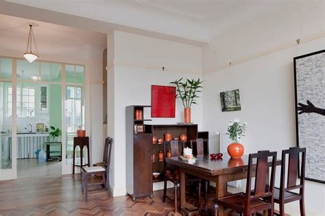 shanghai apartments art deco splendor restored