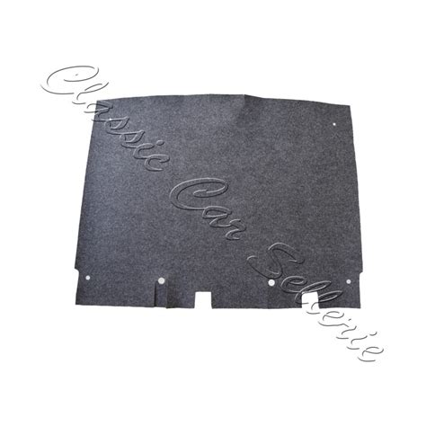 tapis golf 1 cabriolet tapis de coffre arri 232 re anthracite r5 gt turbo phase 1 2 classic car sellerie