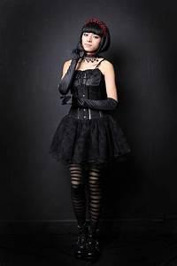 Robe gothique romantique lolita pentagrammeshop for Robe gothique romantique