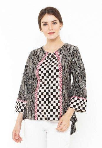koleksi model batik kerja wanita terlaris  model