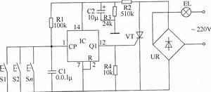 Multi-control Switch Circuit Diagram 5