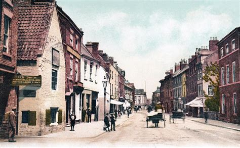 filegrantham lincolnshire england high street pre
