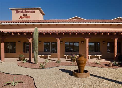 residence inn  marriott tucson airport tucson arizona