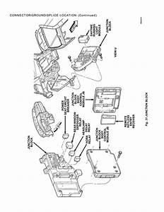 2004 Sebring Limited Fuse Box