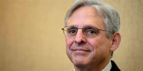 Judge Merrick Garland appointed Minister of Justice by ...