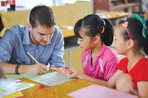 govt raise  bar  hiring  english teachers china