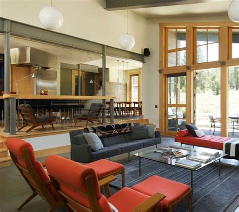 sunken living room the advantages and disadvantages of sunken living rooms
