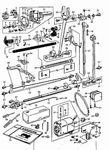 Kenmore Model 14812030 Mechanical Sewing Machines Genuine