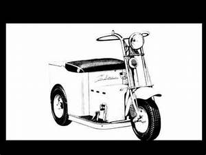 Cushman Minute Miser Electric Cart  U0026 Scooter Manuals 95pg Operations Parts Lists For Sale