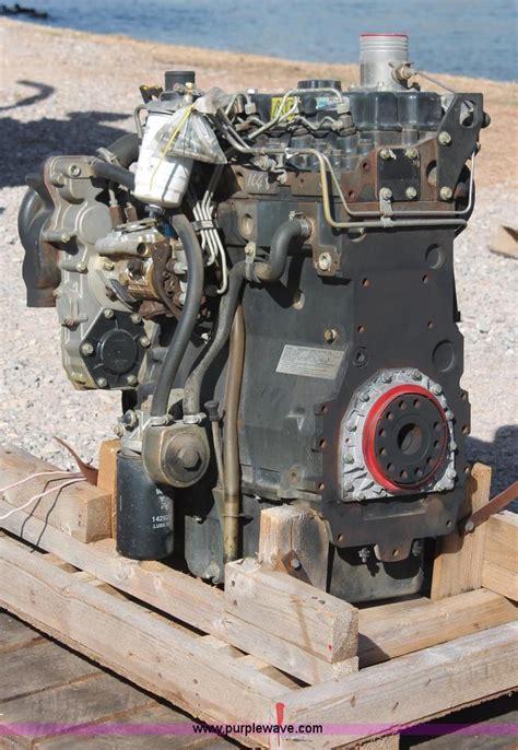 Perkins 4 Cylinder Gas Engine, Perkins, Free Engine Image