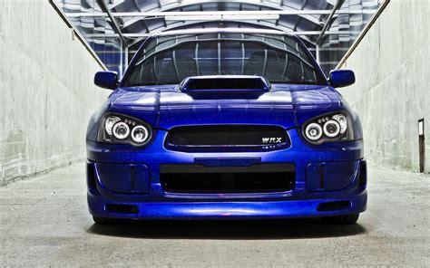 subaru blue subaru impreza wrx blue front car 7034310
