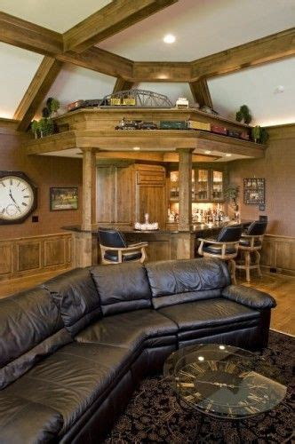 train set   wet bar great place  conversation