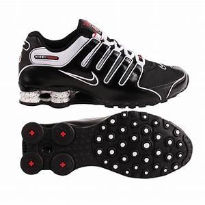Nike Shox Herren Auf Rechnung : nike shox nz herren sneaker turnschuhe schwarz wei ebay ~ Themetempest.com Abrechnung