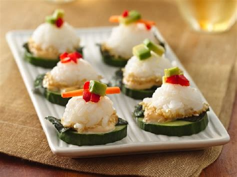 canapes recipes best canapes