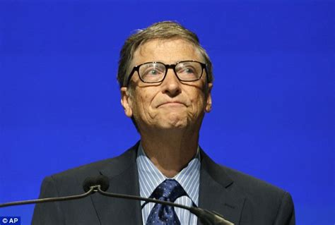 Bill Gates breaks down delivering farewell speech for ...