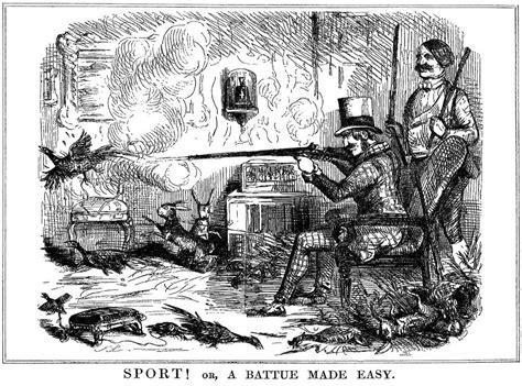 19th Century British Political Cartoons