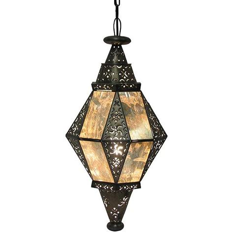 mexican tin lighting collection diamante lanternw