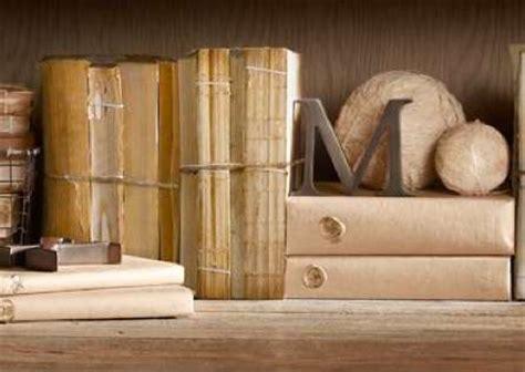 decorative book antiques restoration hardware antique