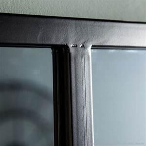 Miroir Metal Noir : miroir atelier verri re horizontale rectangulaire en m tal noir decoclico ~ Teatrodelosmanantiales.com Idées de Décoration