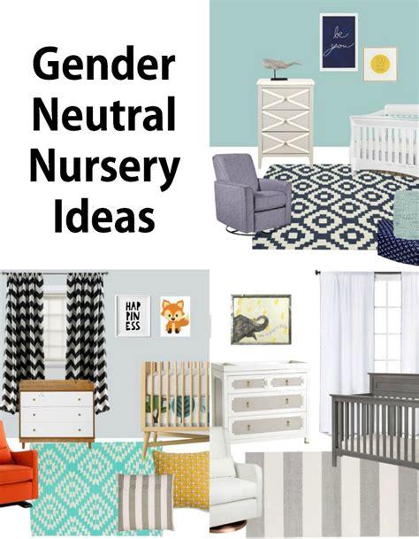 gender neutral nursery ideas my breezy room