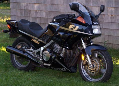 Bikepics  1989 Yamaha Fj 1200