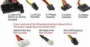 Power Supply Connectors
