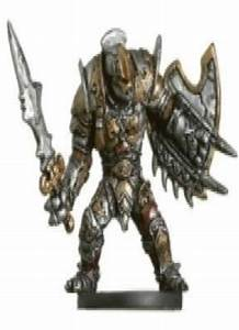 D&D Miniature: Warforged Hero 10/60 Mini Only | eBay