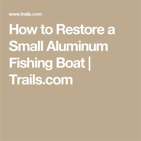 How To Restore Aluminum Pontoons by 25 Best Ideas About Aluminum Bass Boats On Pinterest