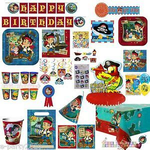 jake and the neverland decorations jake and the neverland birthday supplies