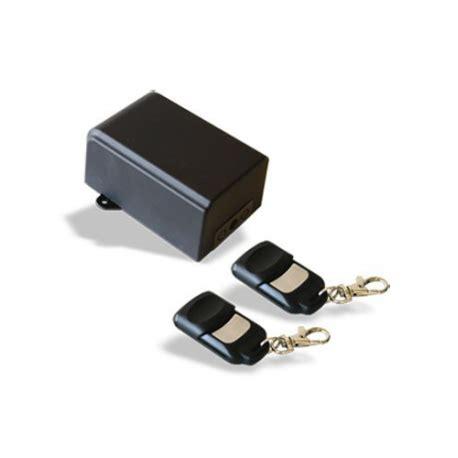 commande bureau a distance kit 2 télécommandes et boîtier commande à distance