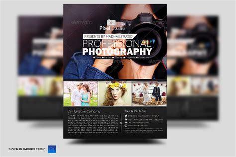 photography flyer templates  premium
