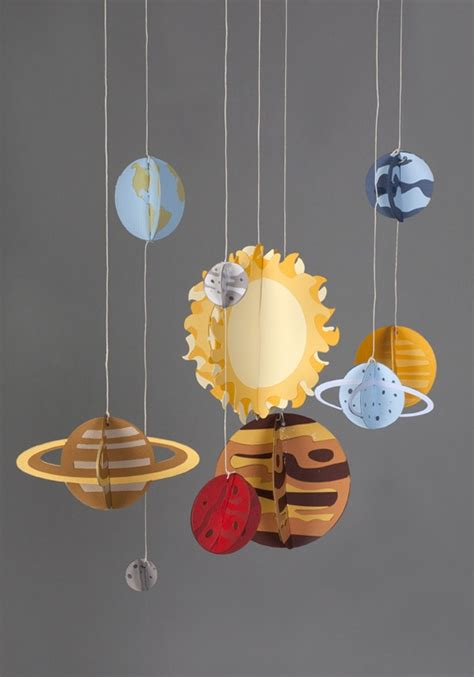 Solar System Mobile Project