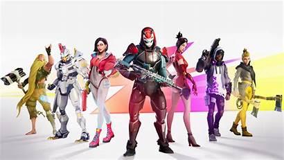 Fortnite Season Skins Outfits Added Unlock Seven