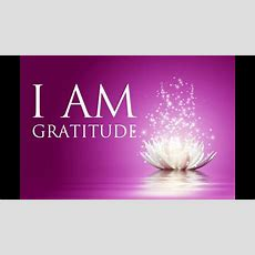 I Am Morning Affirmations  Gratitude & Happiness  Alpha Binauralbeat  Solfeggio 852hz