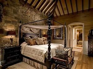 Rustic Bedroom Ideas Rustic Master Bedroom Decorating