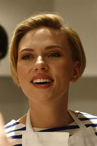 Scarlett Johansson at Opening of Yummy Pop Store in Paris ...