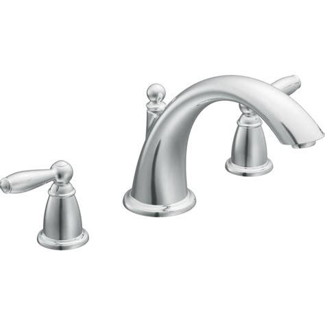 moen kitchen faucet repair parts moen t933 brantford chrome two handle tub faucets