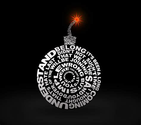 pendulum showdown typography project by brittaindesigns on deviantart