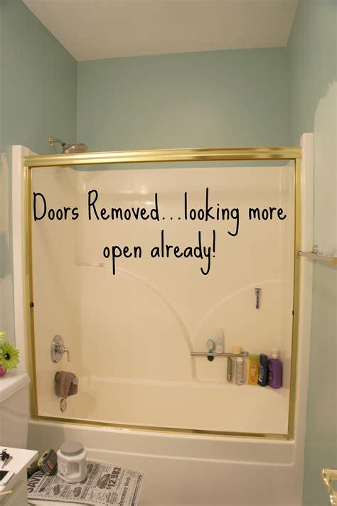 How To Replace Shower Door - how to remove shower glass doors
