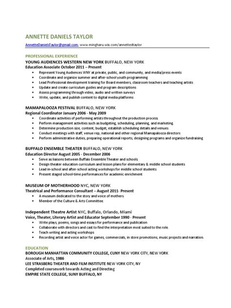exles of resumes and cover letters