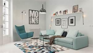 Wohnzimmer Scandi Style : scandinavian living room design ideas inspiration ~ Frokenaadalensverden.com Haus und Dekorationen