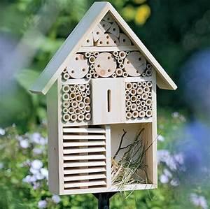 Fabriquer Un Hotel A Insecte : fabriquer un h tel insectes utiles plascilab ~ Melissatoandfro.com Idées de Décoration