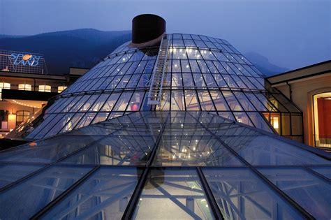 cupole centro commerciale centro commerciale villanuova sul clisi bs tronco di cono