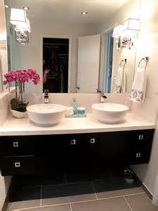 candice bathroom designs hgtv design with candice takes on modern bathroom design abode