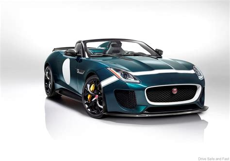 Jaguar F-type Project 7 Supercar In Malaysia