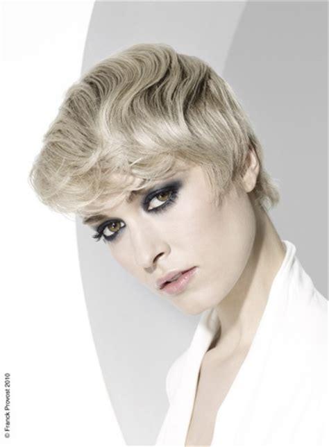 Coiffure vintage femme cheveux court u2013 Coloration des cheveux moderne
