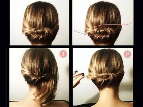 do it yourself haircuts easy hairstyles for hair to do yourself 4920
