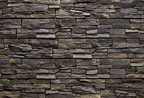 rock wall design interior wall cladding panel exterior concrete stone look my style pinterest