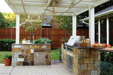 outdoor kitchen cabinets uk 1001 ideen f 252 r au 223 enk 252 che selber bauen 23 beispiele f 252 r 3842