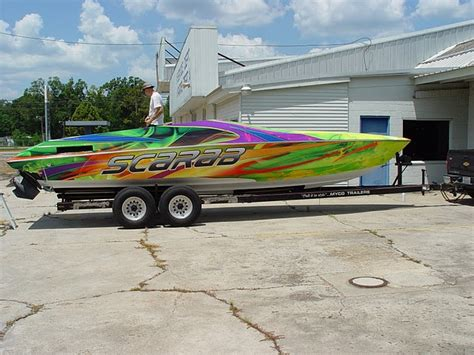 Boat Wraps Virginia by Vinyl Boat Wrap Graphix Fredericksburg Va